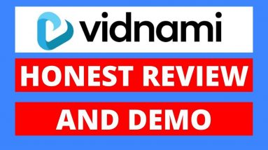 Vidnami Review & Demo  🎥 Vidnami Free Trial + 25% Discount