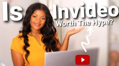Best Video Editing Software in 2021 - Invideo. My honest review of Invideo \\ Zaria Yong